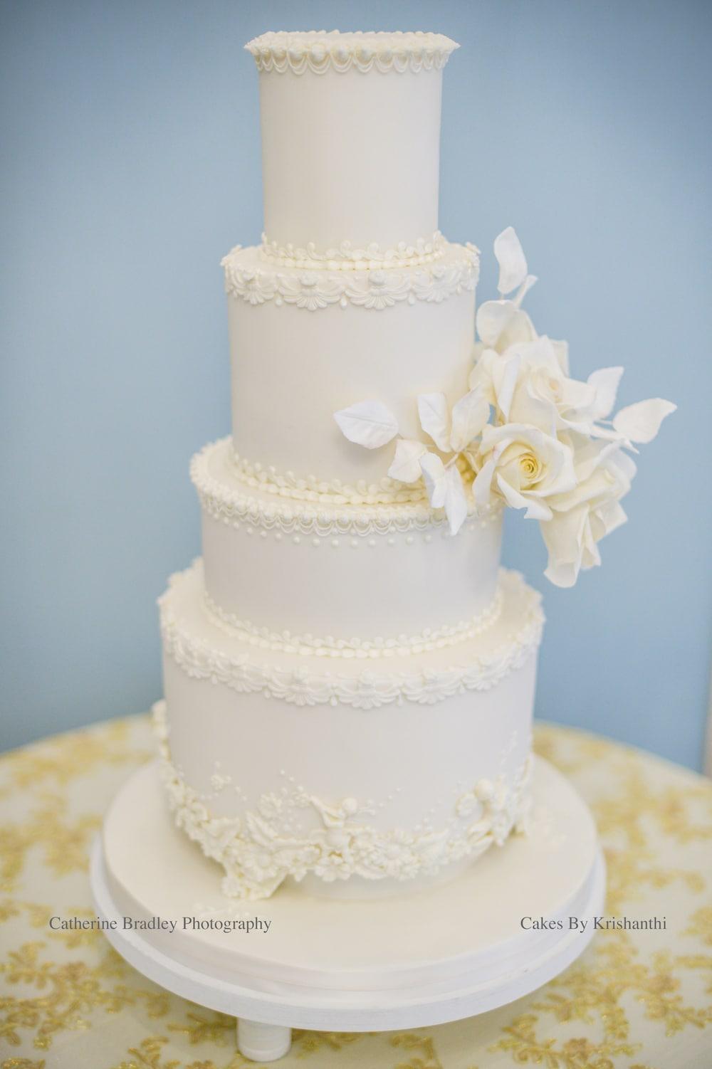 Bespoke Wedding Cakes London Cakes By Krishanthi